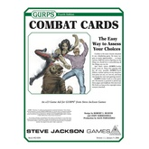 GURPS Fourth Edition Combat Cards