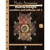 Battlemaps: Corridors and Hallways Vol.I