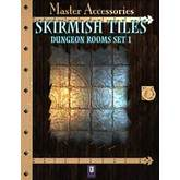 Skirmish Tiles, Dungeon Rooms Set 1