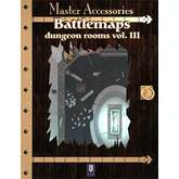 Battlemaps: Dungeon Rooms Vol. III