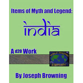 World Building Library: Items of Myth and Legend: India