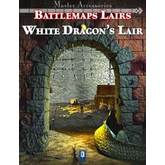 Battlemaps Lairs: White Dragon's Lair