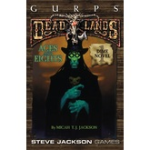 GURPS Classic: Deadlands Dime Novel 1 – Aces and Eights