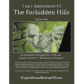 1 on 1 Adventures: Forbidden Hills
