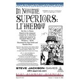 In Nomine Superiors: Litheroy