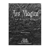 Ars Magica 4th Edition Core Rulebook