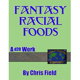 World Building Library: Fantasy Racial Foods