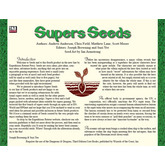 Seeds: Supers I