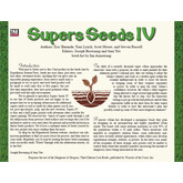 Seeds: Supers IV
