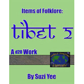 World Building Library: Items of Folklore - Tibet 2