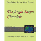 World Building Library: The Anglo-Saxon Chronicle