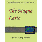 World Building Library: The Magna Carta