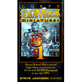 GURPS Steampunk Miniatures Set 1