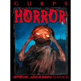 GURPS Horror Third Edition