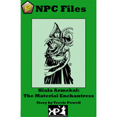 NPC Files: Kiala Azmekal