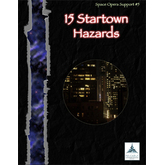15 Startown Hazards