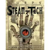 GURPS Classic: Steam-Tech
