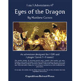 1 on 1 Adventures #7: Eyes of the Dragon