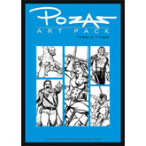 Pozas Art Pack: Fantasy vol. 4 - Pirates!