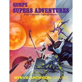 GURPS Classic: Supers Adventures