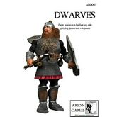 Paper Miniatures: Dwarves