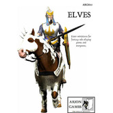 Paper Miniatures: Elves