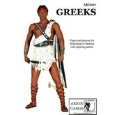 Paper Miniatures: Greeks