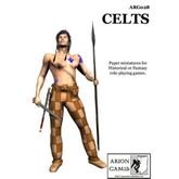Paper Miniatures: Celts