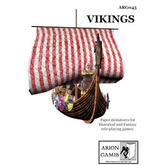 Paper Miniatures: Vikings