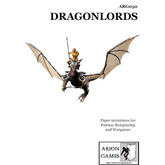 Paper Miniatures: DragonLords