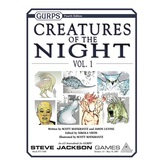 GURPS Creatures of the Night, Vol. 1