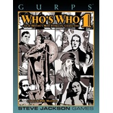 GURPS Classic: Who's Who 1