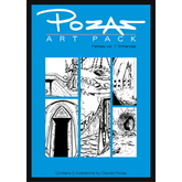Pozas Art Pack: Fantasy vol. 7 - Entrances