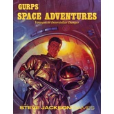 GURPS Classic: Space Adventures