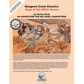 Dungeon Crawl Classics - Saga of the Witch Queen