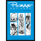 Pozas Art Pack: Fantasy vol. 8 - Foes