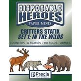 Disposable Heroes: Critters Statix 1 (In the Wilds)