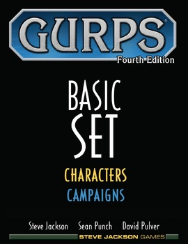 GURPS Basic Set: Characters & Campaigns