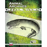 Animal Archives: Prehistoric Animals I