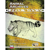 Animal Archives: Prehistoric Animals II