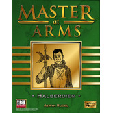 Master at Arms: Halberdier
