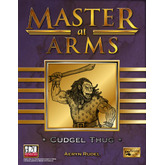 Master at Arms: Cudgel Thug