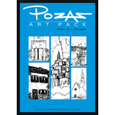 Pozas Art Pack: Fantasy vol. 9 - Cityscapes