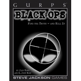 GURPS Classic: Black Ops