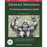 Advanced Adventures #5: The Flaming Footprints of Jilanth