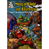 Song of Gold and Darkness (Spanish Version)