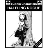The eConic Halfling Rogue