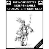 The More Better Indispensable Character Formfolio