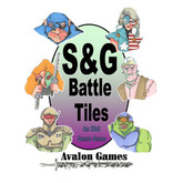 S&G Battle Tiles, Mini-Game #72