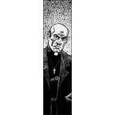 Clipart Critters 069 - Bad-Ass Priest